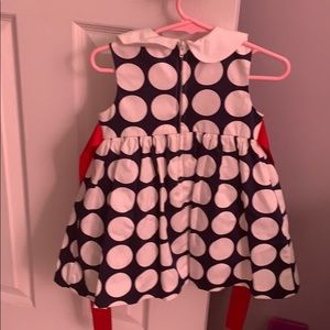 Rare Editions Dresses - Nautical Sailor Dress